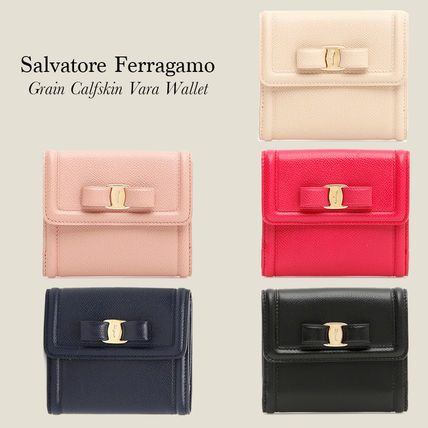 Salvatore Ferragamo Folding Wallets