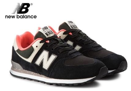 new product 74c16 2c208 New Balance 574 2018-19AW Petit Kids Girl Sneakers (GC574HA) by ...