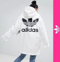 adidas Casual Style Street Style Coats