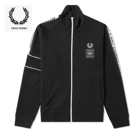 Collaboration Track Jackets