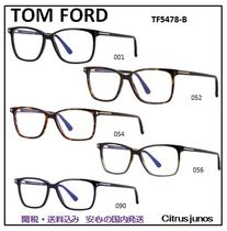 bd3b59dee5 TOM FORD 2018 SS Unisex Square Optical Eyewear by Citrusjunos - BUYMA