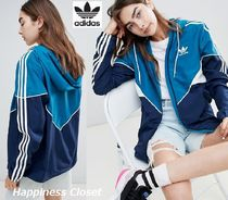 adidas Skateboarding Stripes Casual Style Street Style Medium Outerwear