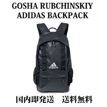 Gosha Rubchinskiy Unisex Nylon Street Style Collaboration Backpacks