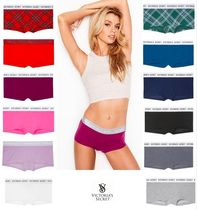 Victoria's secret Blended Fabrics Plain Cotton Python Bold Underwear