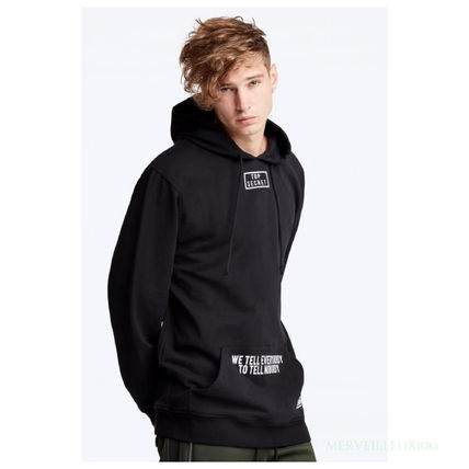 Street Style Long Sleeves Hoodies
