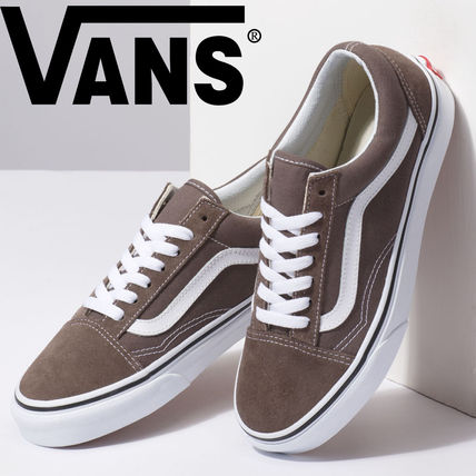 059f16f290 ... VANS Low-Top Lace-up Casual Style Unisex Street Style Low-Top Sneakers  ...