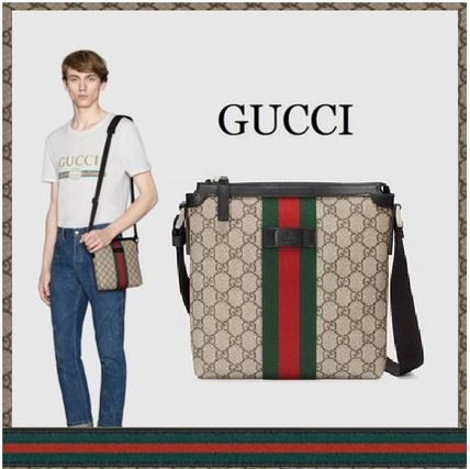 GUCCI Messenger & Shoulder Bags Messenger & Shoulder Bags