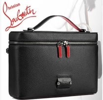 Christian Louboutin 3WAY Plain Leather Shoulder Bags