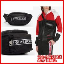 GIVENCHY Unisex Street Style Hip Packs