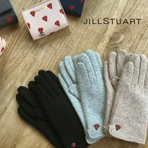 JILLSTUART Heart Wool Smartphone Use Gloves