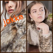 Jakke Faux Fur Medium Cashmere & Fur Coats