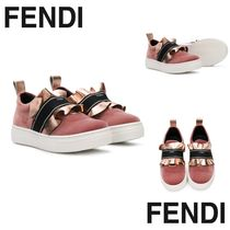FENDI Home Party Ideas Kids Girl Sneakers