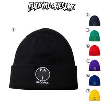 Fucking Awesome Street Style Knit Hats