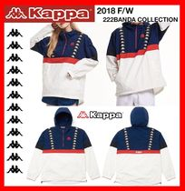 Kappa Casual Style Unisex Street Style Outerwear