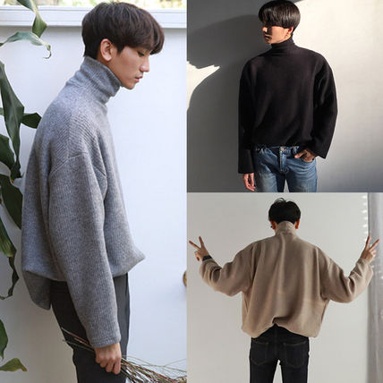 Long Sleeves Knits & Sweaters