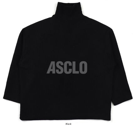 ASCLO Knits & Sweaters Long Sleeves Knits & Sweaters 18
