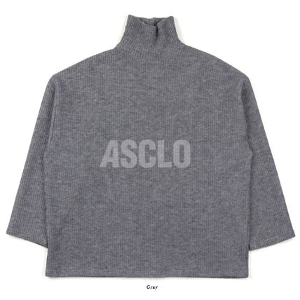 ASCLO Knits & Sweaters Long Sleeves Knits & Sweaters 19