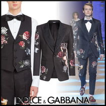 Dolce & Gabbana Street Style Suits