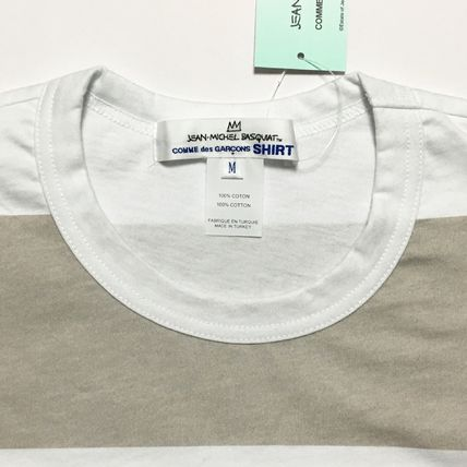 COMME des GARCONS More T-Shirts Crew Neck Short Sleeves T-Shirts 16