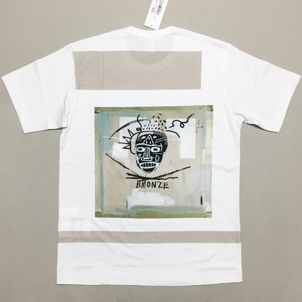 COMME des GARCONS More T-Shirts Crew Neck Short Sleeves T-Shirts 3