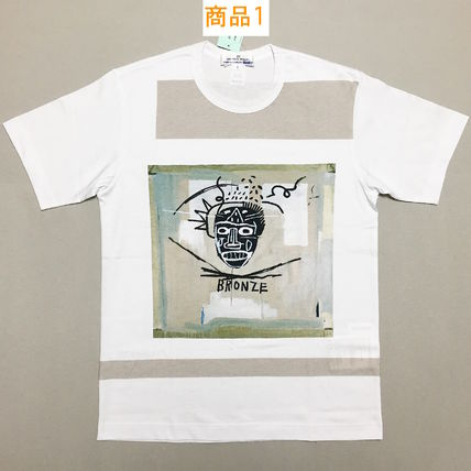 COMME des GARCONS More T-Shirts Crew Neck Short Sleeves T-Shirts 2