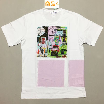 COMME des GARCONS More T-Shirts Crew Neck Short Sleeves T-Shirts 10