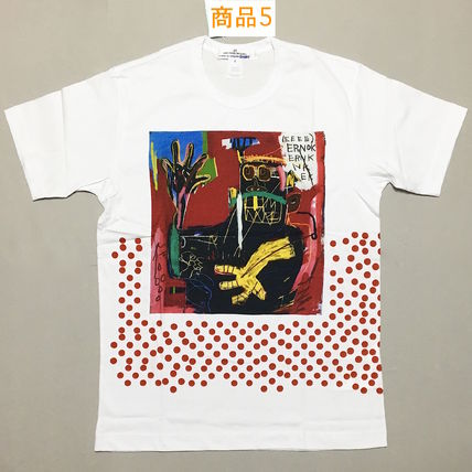 COMME des GARCONS More T-Shirts Crew Neck Short Sleeves T-Shirts 13