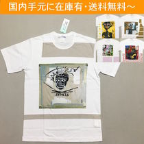 COMME des GARCONS Crew Neck Short Sleeves T-Shirts