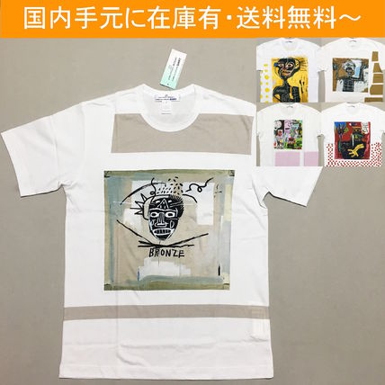 COMME des GARCONS More T-Shirts Crew Neck Short Sleeves T-Shirts