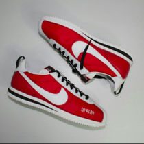 Nike CORTEZ Street Style Collaboration Sneakers