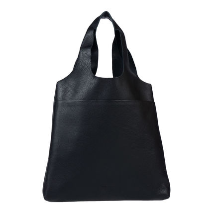 Jil Sander Handbags Plain Leather
