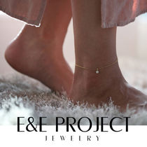 E and E PROJECT Anklets