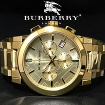 Burberry Unisex Quartz Watches Watches Watches