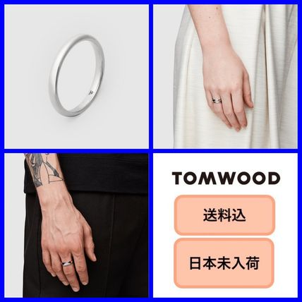 Costume Jewelry Casual Style Unisex Silver Rings