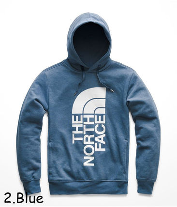 THE NORTH FACE Hoodies Pullovers Sweat Street Style Long Sleeves Oversized Bold 5