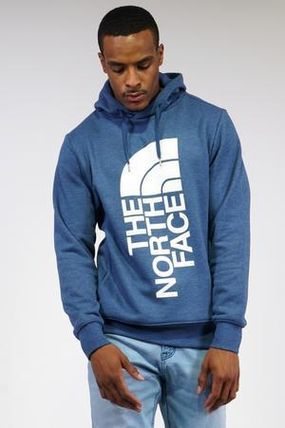 THE NORTH FACE Hoodies Pullovers Sweat Street Style Long Sleeves Oversized Bold 6