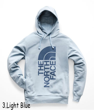 THE NORTH FACE Hoodies Pullovers Sweat Street Style Long Sleeves Oversized Bold 7