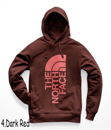 THE NORTH FACE Hoodies Pullovers Sweat Street Style Long Sleeves Oversized Bold 9