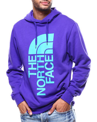 THE NORTH FACE Hoodies Pullovers Sweat Street Style Long Sleeves Oversized Bold 11