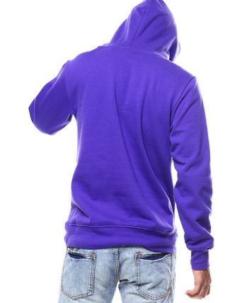 THE NORTH FACE Hoodies Pullovers Sweat Street Style Long Sleeves Oversized Bold 13