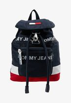 Tommy Hilfiger Casual Style Unisex Street Style Plain Halloween Backpacks
