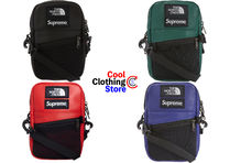 Supreme Unisex Street Style Collaboration Leather Hip Packs