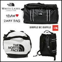 THE NORTH FACE Unisex 2WAY Boston Bags
