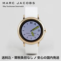 MARC JACOBS Casual Style Silicon Round Quartz Watches Digital Watches