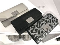 Michael Kors Leopard Patterns Long Wallets