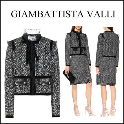 Casual Style Long Jackets