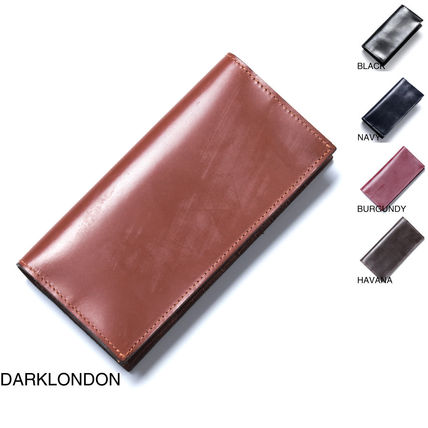 Leather Long Wallets