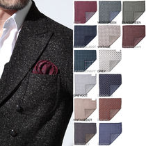 BRUNELLO CUCINELLI Wool Handkerchief