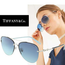 Tiffany & Co TIFFANY INFINITY Tear Drop Sunglasses