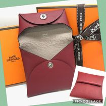 HERMES Picotin Plain Leather Home Party Ideas Coin Purses